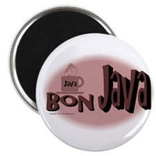 "Bon Java 2.25"" Magnet (100 pack)"