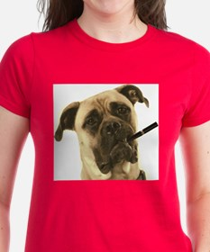 Funny Electronic cigarette Tee