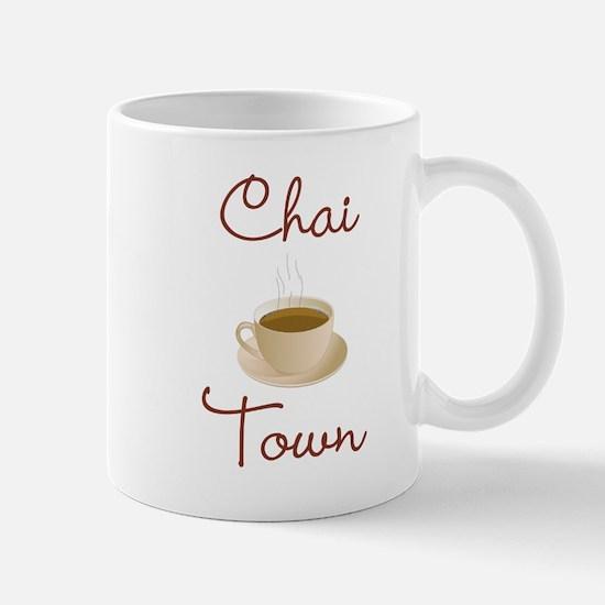 Chai Town Mug