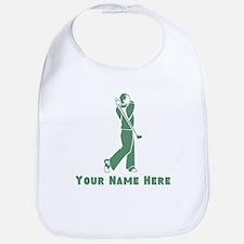Personalized Golf Bib