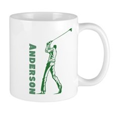 Personalized Golf Small Mug