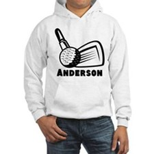 Personalized Golf Hoodie