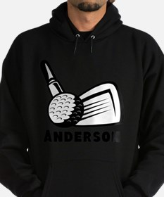 Personalized Golf Hoodie (dark)