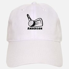 Personalized Golf Baseball Baseball Cap