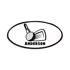 Personalized Golf Patches