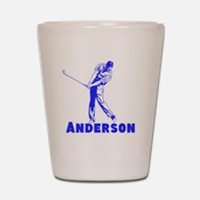 Personalized Golf Shot Glass