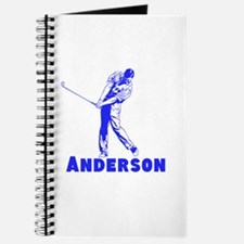 Personalized Golf Journal