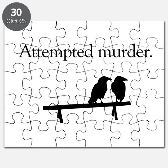 Attempted Murder Puzzle