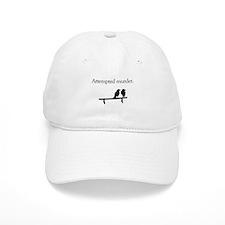 Attempted Murder Baseball Cap
