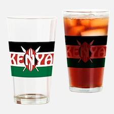 Kenya Drinking Glass