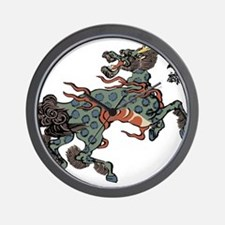 japstyelcreature2.png Wall Clock