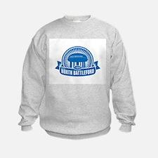 North Battleford 100 logo Sweatshirt