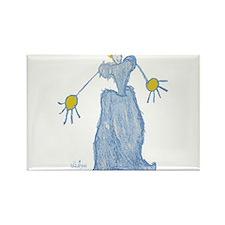 Princess Cinderella by Madilynn Rectangle Magnet