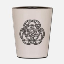 Knot Design Shot Glass