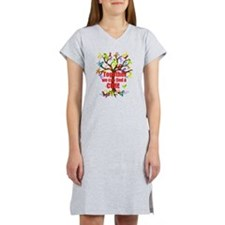 Together we can find a CURE Women's Nightshirt
