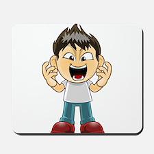 mangaguy18.png Mousepad