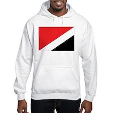 Sealand Flag Hoodie Sweatshirt