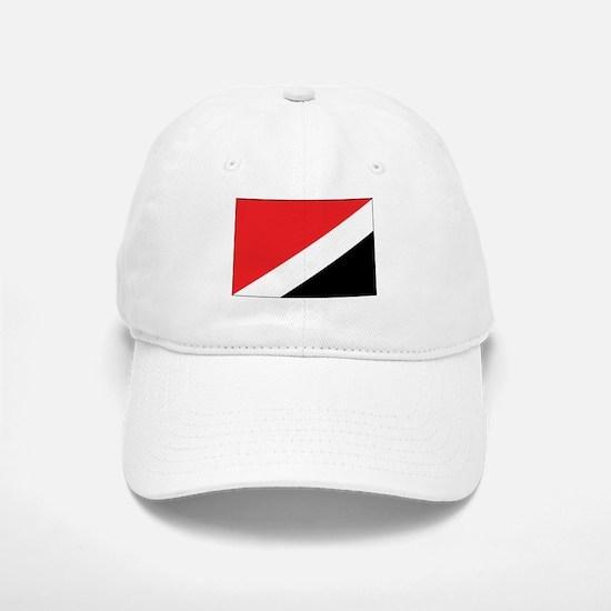 Sealand Flag Baseball Baseball Cap