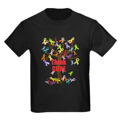 Think CURE Kids Dark T-Shirt
