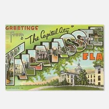 Tallahassee Florida Postcards (Package of 8)