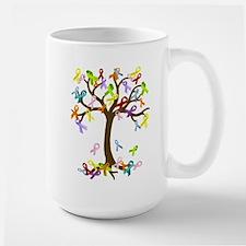 Ribbon Tree Mug