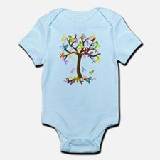 Ribbon Tree Infant Bodysuit