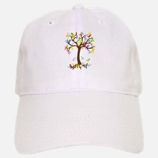 Ribbon Tree Baseball Baseball Cap