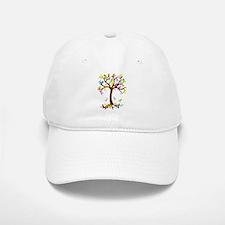 Ribbon Tree Baseball Baseball Cap