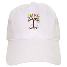 Ribbon Tree Baseball Cap
