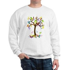 Ribbon Tree Sweatshirt