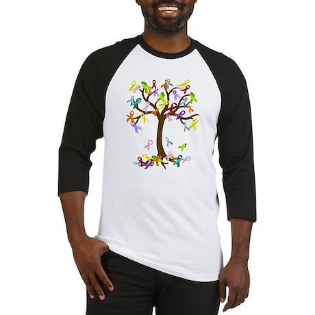Ribbon Tree Baseball Jersey