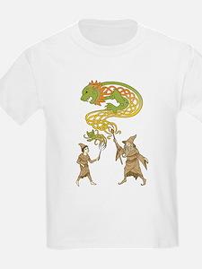 Sorcerer and Apprentice Kids T-Shirt