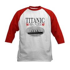 Titanic Ghost Ship (white) Tee