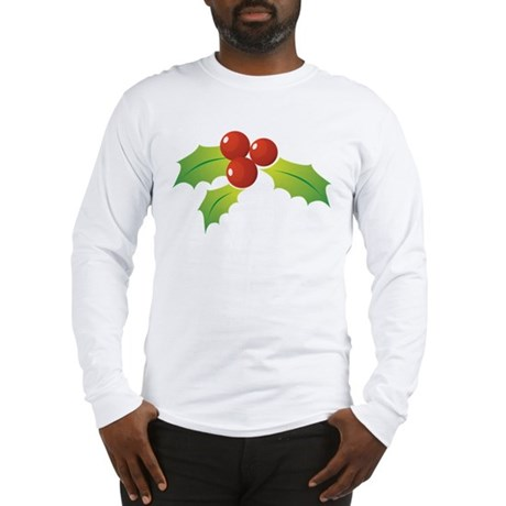 Mistletoe Long Sleeve T-Shirt