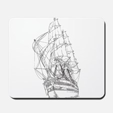 Ship Mousepad