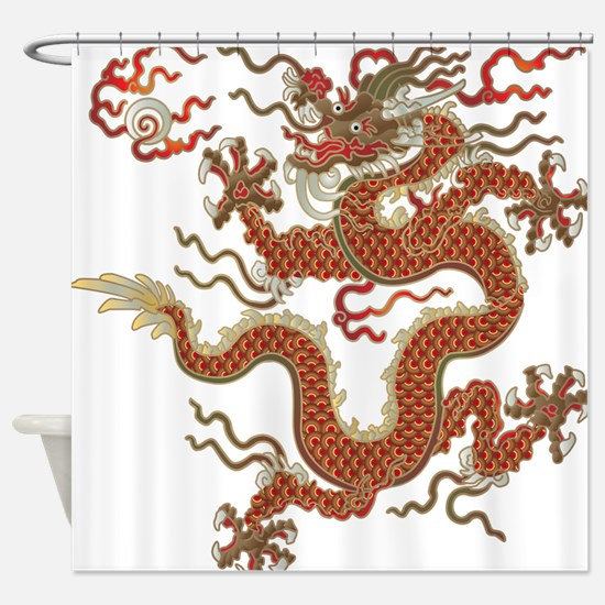 Dragon curtains