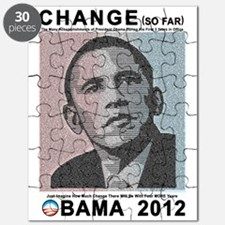 Cute Change barack obama Puzzle