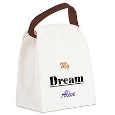 Logo3.jpg Canvas Lunch Bag