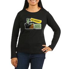 Halloween Daddys Home Frankenstein T-Shirt