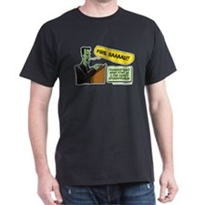 Halloween Daddys Home Frankenstein T-Shirt