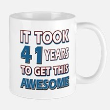 41 Year Old birthday gift ideas Mug
