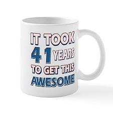 41 Year Old birthday gift ideas Mug