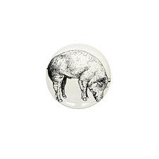 Piggy Mini Button (100 pack)
