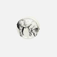 Piggy Mini Button (10 pack)