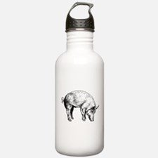 Piggy Water Bottle