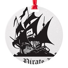 Pirate Bay Ornament