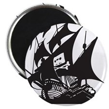 """Pirate Bay 2.25"""" Magnet (100 pack)"""