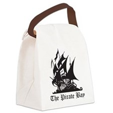 Pirate Bay Canvas Lunch Bag