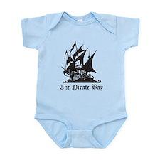 Pirate Bay Infant Bodysuit