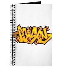 Poison Graffiti Journal